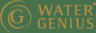 logo for Water Genius