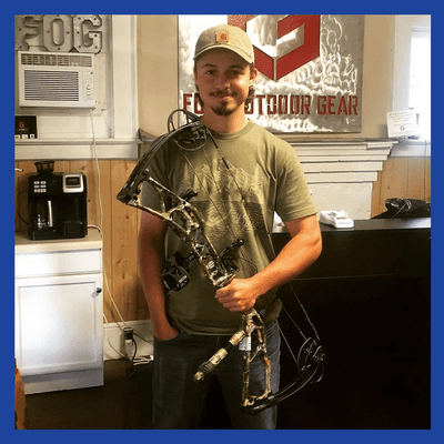 @fueloutdoorgear: Colton's heading into #bowseason with a sweet new Ritual from @elitearchery ! 👊🏻 💪🏻