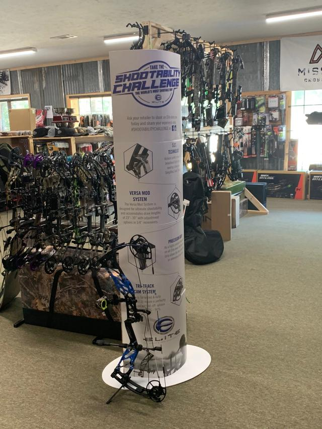 Shootability Challenge at Jay's Archery Supply