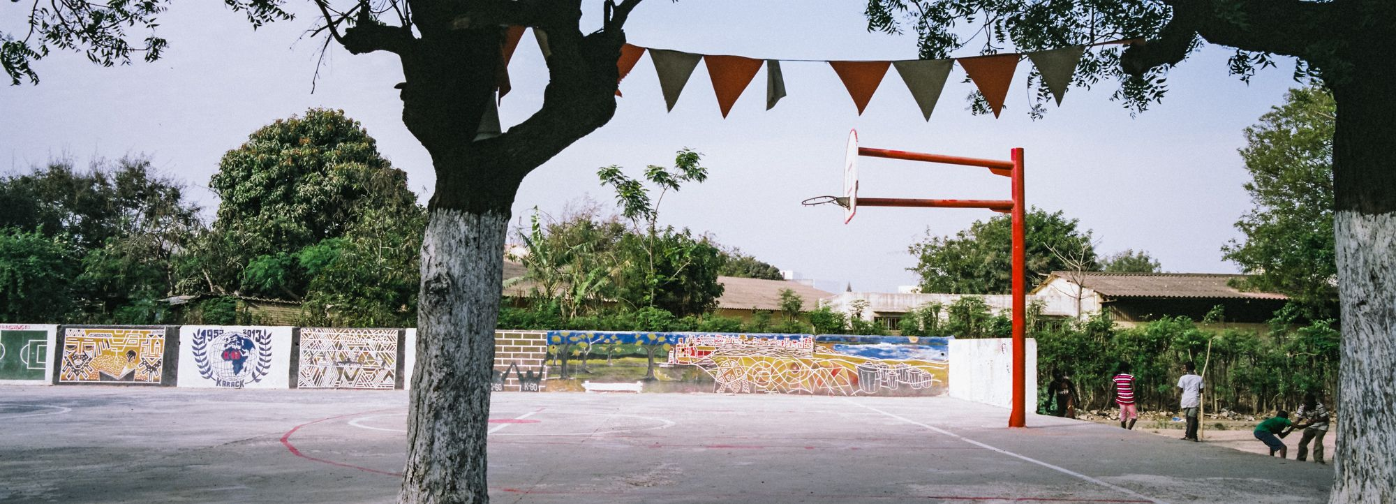 Karack — Dakar, Senegal shot with an Hasselblad Xpan II