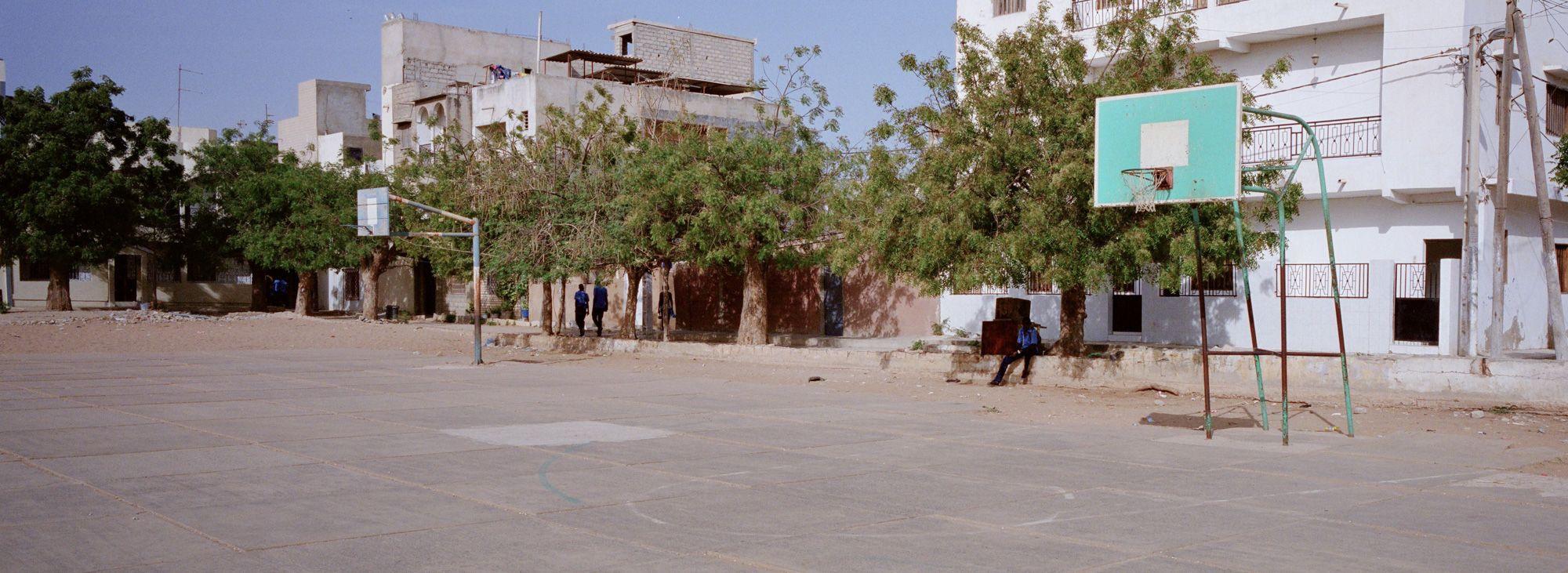 Mermoz — Dakar, Senegal shot with an Hasselblad Xpan II