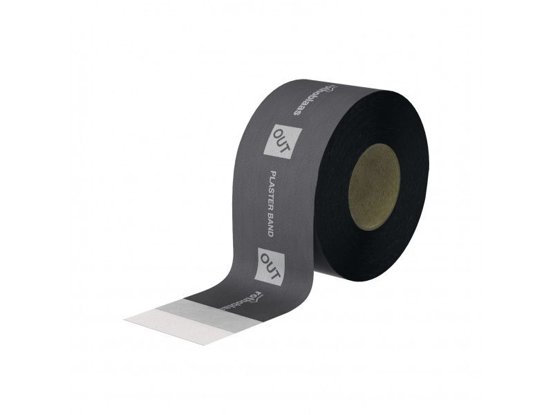Rothoblaas Plaster Band Out tape.