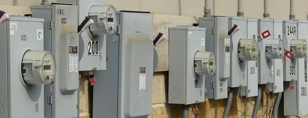 Electical utility meters