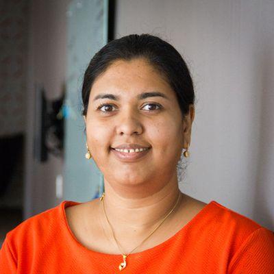 Vasudha Sridharan