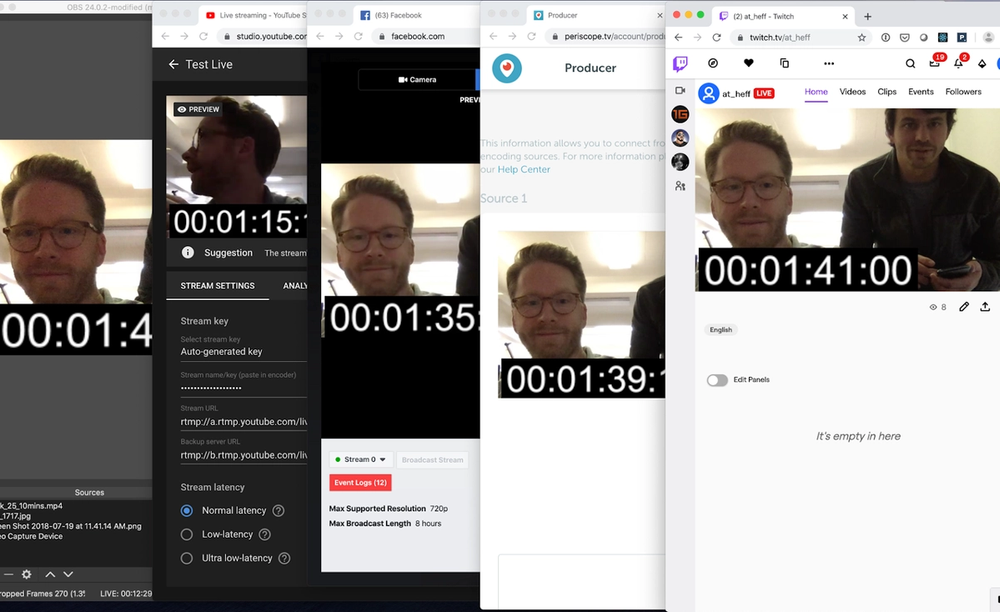 Seeing double? Let your users simulcast (aka restream) to any social platform