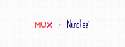 Announcing the Nunchee + Mux integration