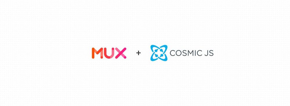 Announcing our partnership with Cosmic JS