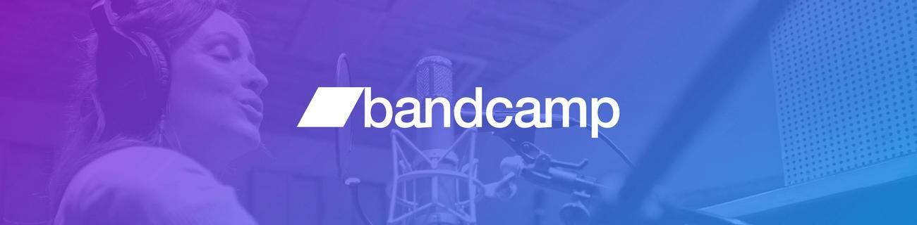 banner for Bandcamp