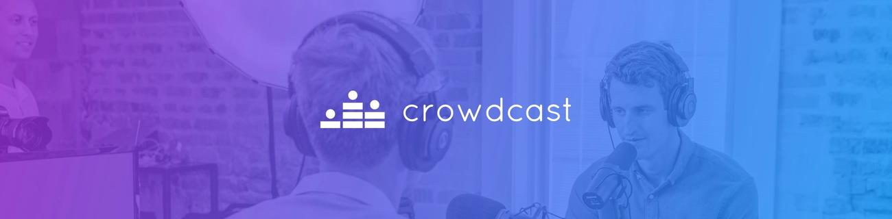 banner for Crowdcast