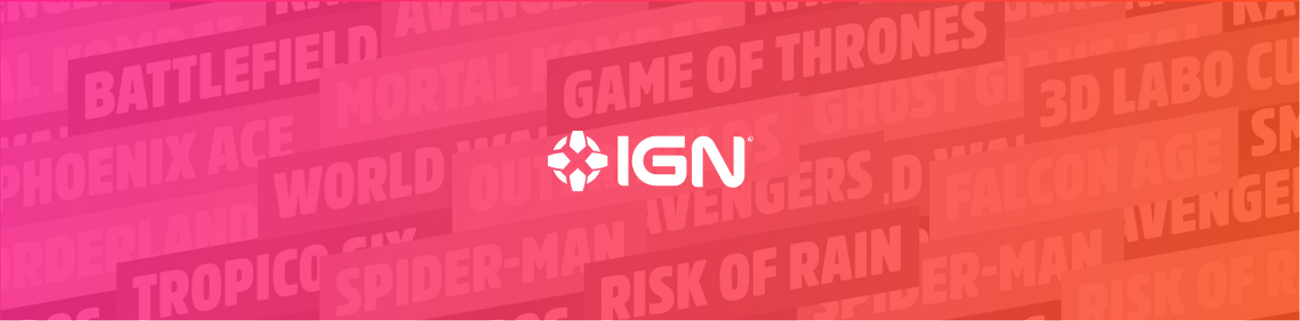 banner for IGN