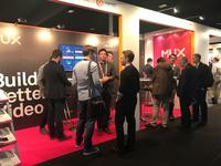 Mux at IBC Amsterdam 2019