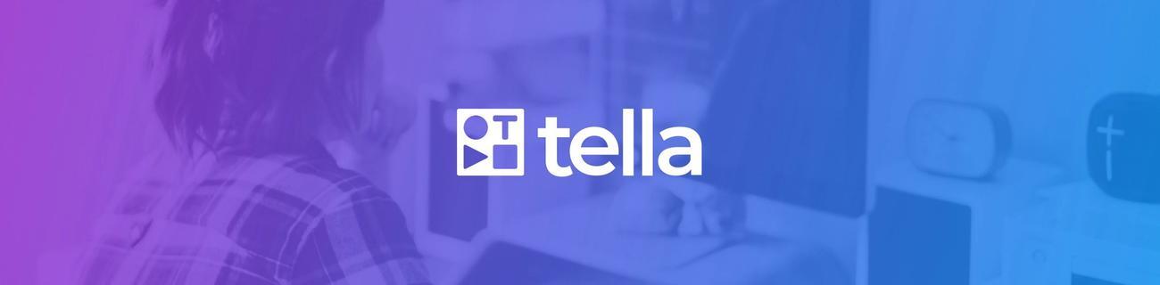 banner for Tella