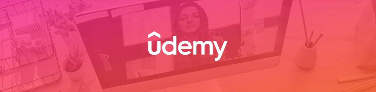 banner for Udemy