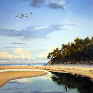 Stumers Creek Flight