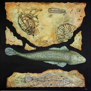 Fragments From An Inland Sea - Evolution