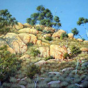 Moondarra Landscape