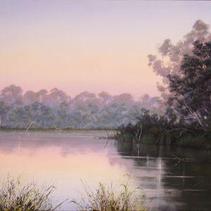 River Dawn 2