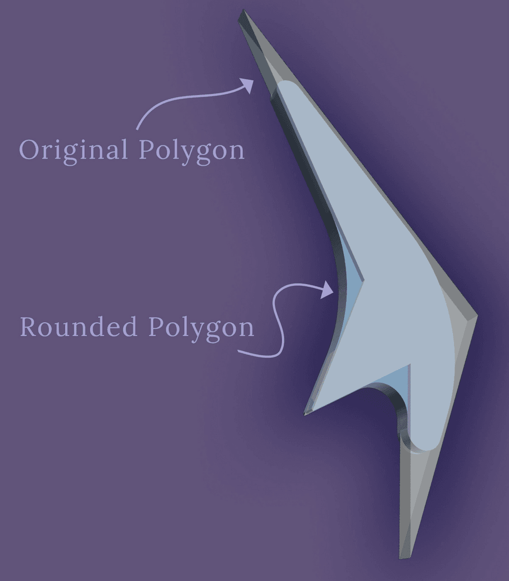 Polyround demo