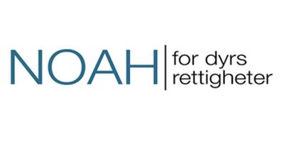 NOAH – for dyrs rettigheter logo