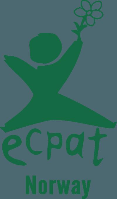Ecpat Norge logo