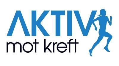 Aktiv mot kreft logo