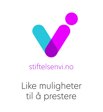 Stiftelsen Vi logo