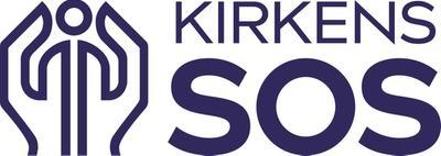 Kirkens SOS logo