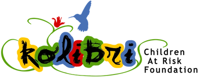 Kolibri - Children At Risk Foundation logo