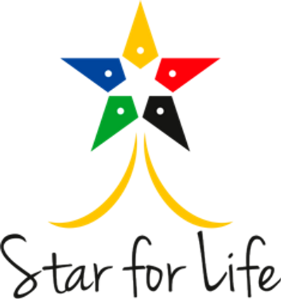 Star for Life Norge logo