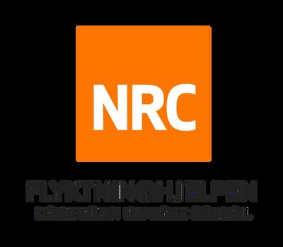 Flyktninghjelpen logo