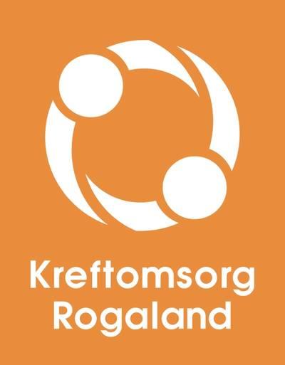 Kreftomsorg Rogaland logo