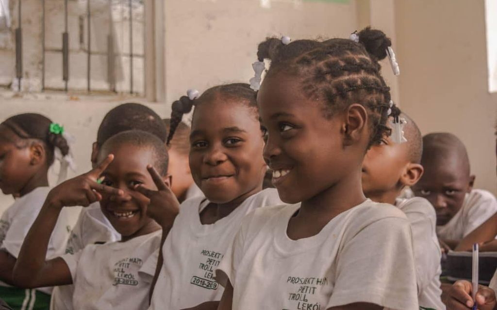 Prosjekt Haiti