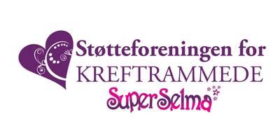 Støtteforeningen For Kreftrammede logo