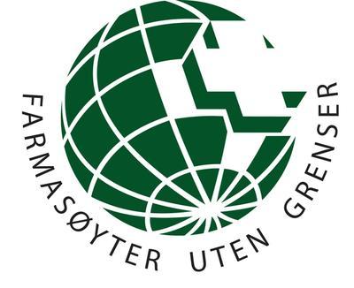 Farmasøyter Uten Grenser Norge logo