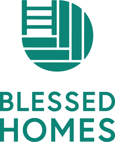 Blessed Homes logo