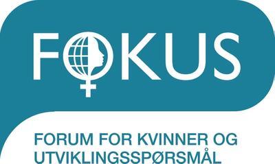 Fokus forum for Kvinner og Utviklingsspørsmål logo