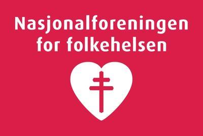 Nasjonalforeningen for folkehelsen logo