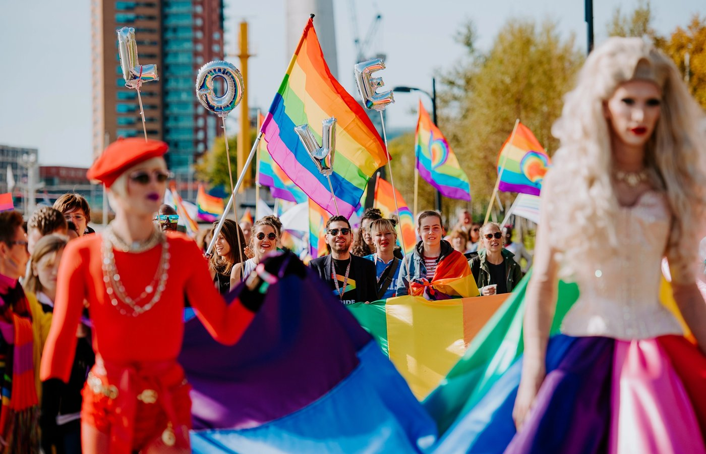 Rotterdam pride, what are my must-dos?