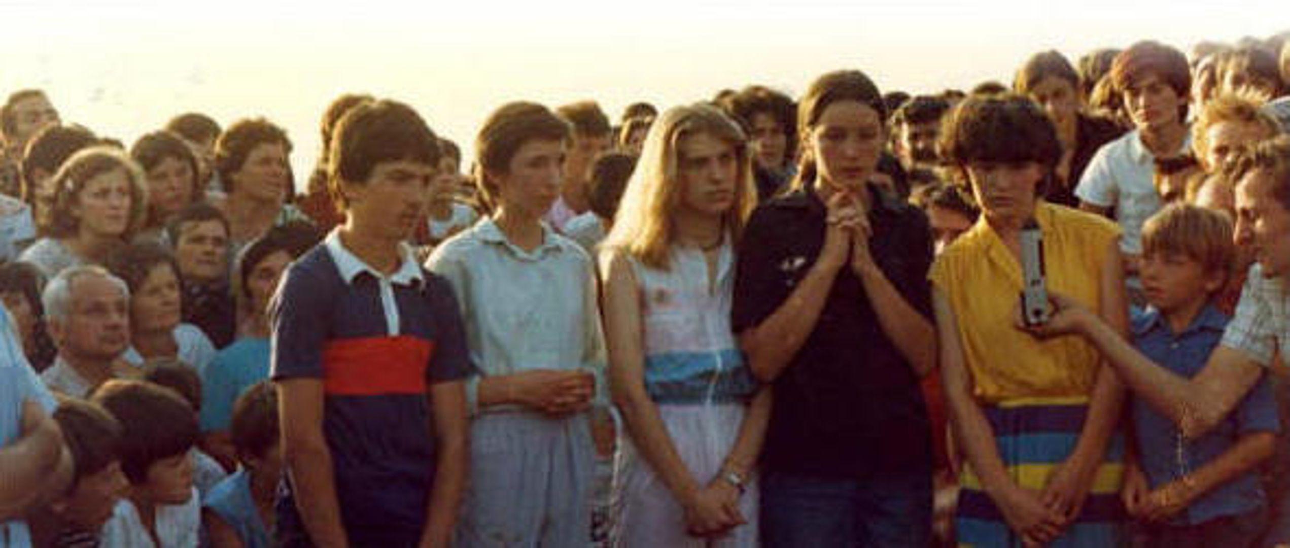 De zieners op de verschijningsberg