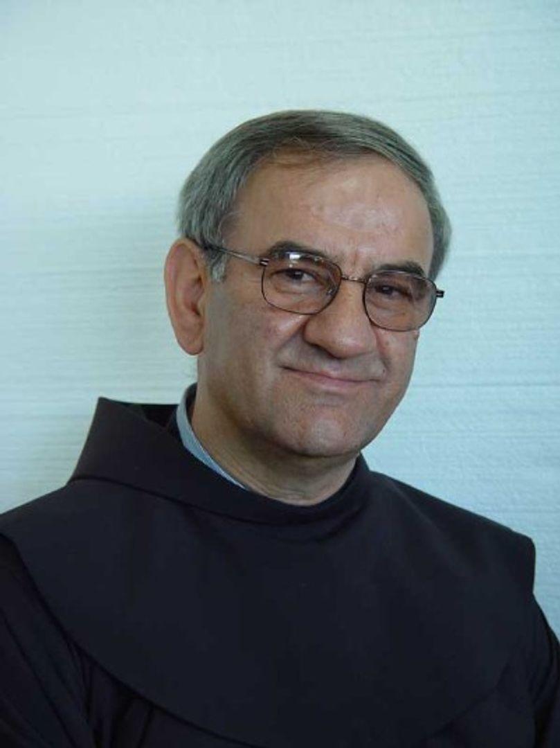 Pater Tomislav Pervan