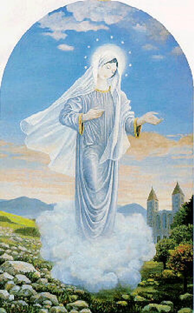 Koningin van de Vrede