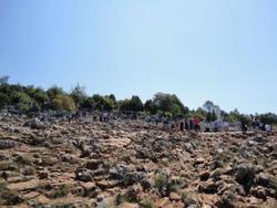 Overzicht van de Verschijningsberg