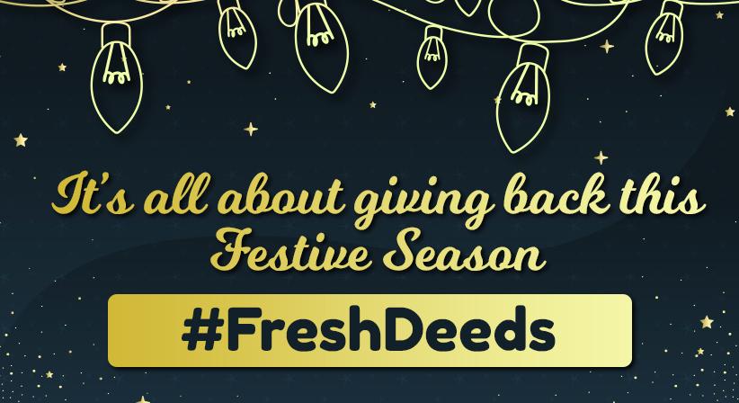 LottoStar donates R20 000 in the 947 Fresh Deeds radio segment