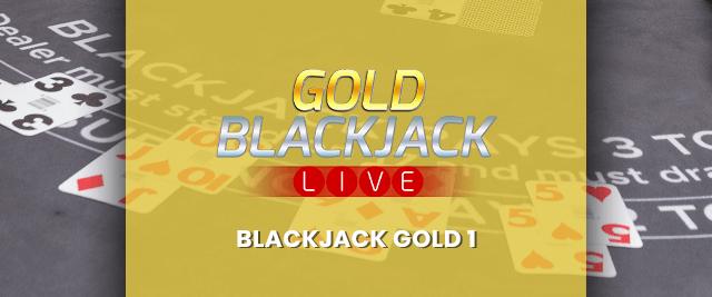 Blackjack Gold 1