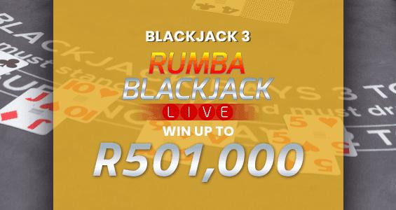 Rumba Blackjack 3