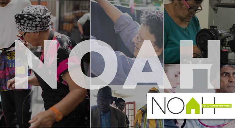 Neighbourhood Old Age Homes (NOAH) | LottoStar & KFM Charity Contributions
