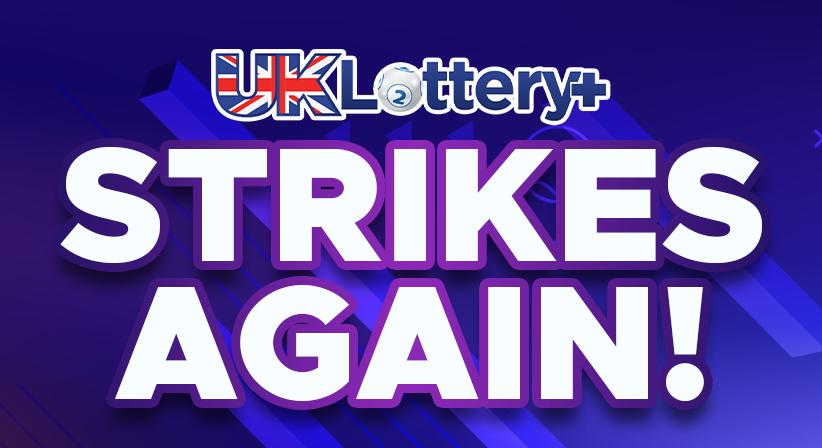 R750 000 UK Lottery Plus winner on cloud nine with his winnings