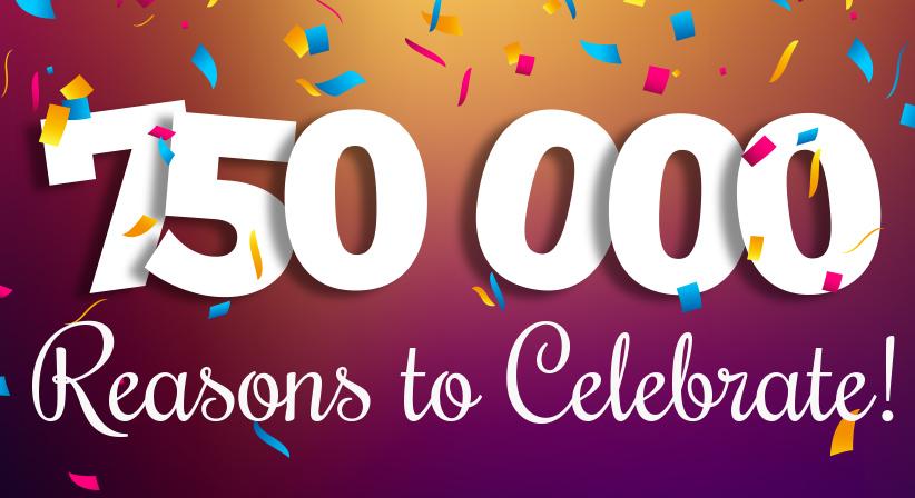 Meet our R750 000 UK Lottery Plus winner!