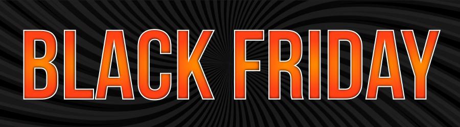 Black Friday Fever!