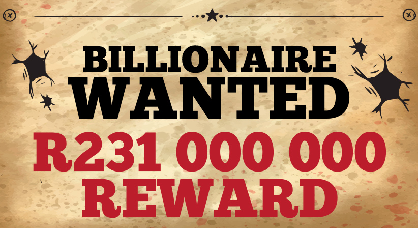 R231 MILLION unclaimed Oz Lotto ticket!